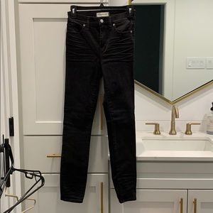 Made well high rise skinny jean size 25